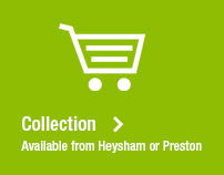 Collection available from Heysham or Preston